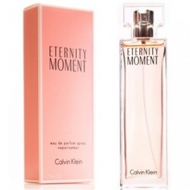 CALVIN KLEIN ETERNITY MOMENT EDP vap 100 ml
