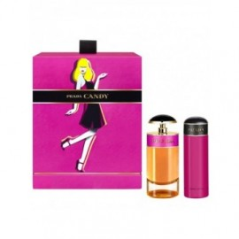 PRADA CANDY EDP vap 50 ml LOTE 2 pz