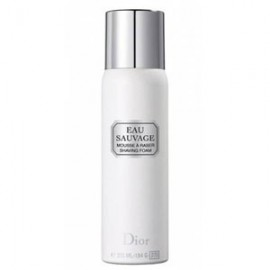 DIOR EAU SAUVAGE SHAVING FOAM 200 ml