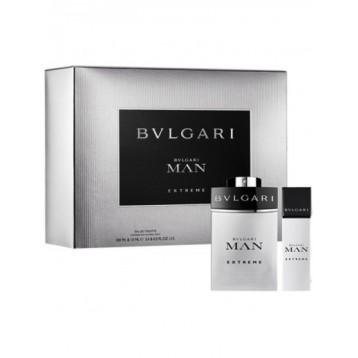 BVLGARI MAN EXTREME EDT vap 100 ml LOTE 2 pz
