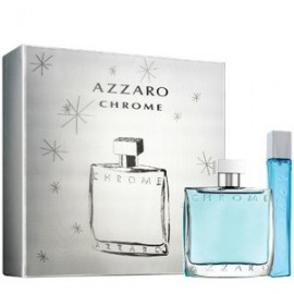 AZZARO CHROME EDT vap 100 ml LOTE 2 pz