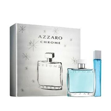 AZZARO CHROME EDT vap 100 ml LOTE 2 pz