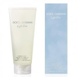 DOLCE & GABBANA LIGHT BLUE SHOWER GEL 200 ml