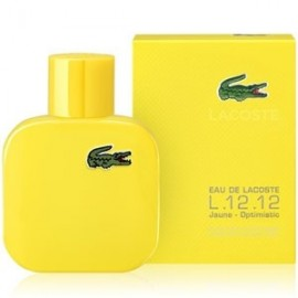 LACOSTE EAU DE LACOSTE JAUNE - OPTIMISTIC EDT vap 100 ml