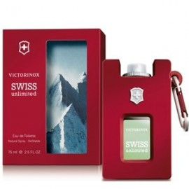 VICTORINOX SWISS UNLIMITED EDT vap 75 ML
