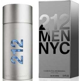 CAROLINA HERRERA 212 NYC MEN EDT vap 50 ml