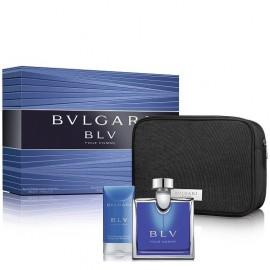 BVLGARI BLV HOMME EDT vap 100 ml LOTE 3 pz