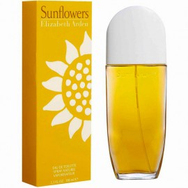 ELIZABETH ARDEN SUNFLOWERS EDT vap 100 ml