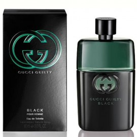 GUCCI GUILTY BLACK HOMME EDT vap 90 ml
