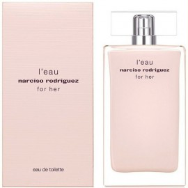 NARCISO RODRIGUEZ L EAU FOR HER EDT vap 100 ml