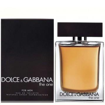 DOLCE & GABBANA THE ONE MEN EDT vap 100 ml