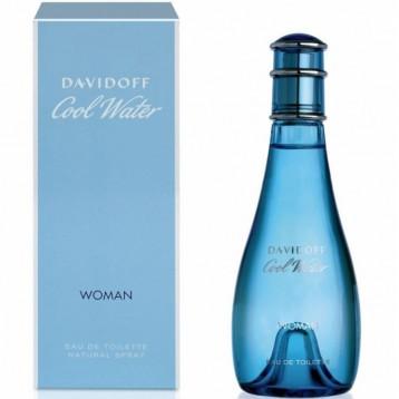 DAVIDOFF COOL WATER WOMAN EDT vap 100 ml