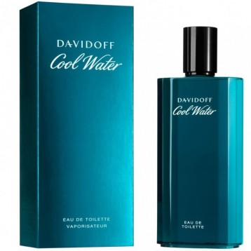 DAVIDOFF COOL WATER MAN EDT vap 125 ml