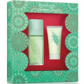 ELIZABETH ARDEN GREEN TEA EDT vap 100 ml LOTE 2 pz