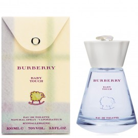 BURBERRY BABY TOUCH EDT vap 100 ml