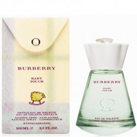 BURBERRY BABY TOUCH EDT vap 100 ml SIN ALCOHOL