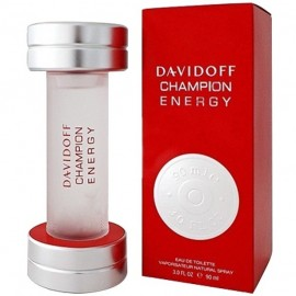 DAVIDOFF CHAMPION ENERGY EDT vap 90 ml