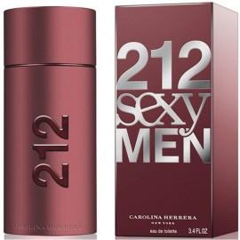 CAROLINA HERRERA 212 SEXY MEN EDT vap 100 ml