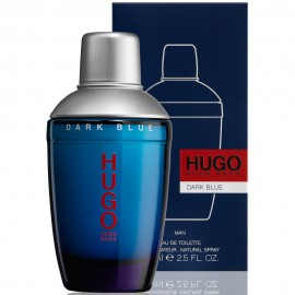 HUGO BOSS HUGO DARK BLUE EDT vap 75 ml