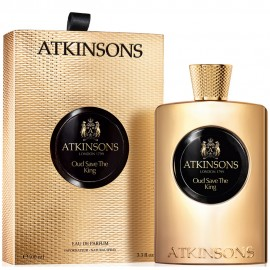 ATKINSONS OUD SAVE THE KING EDP vap 100 ml