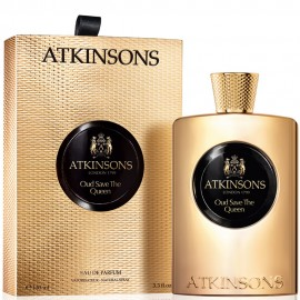 ATKINSONS OUD SAVE THE QUEEN EDP vap 100 ml