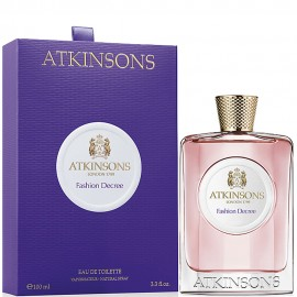 ATKINSONS FASHION DECREE EDT vap 100 ml
