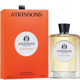 ATKINSONS 24 OLD BOND STREET EDC vap 100 ml