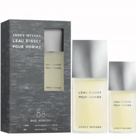 ISSEY MIYAKE L EAU D ISSEY HOMME EDT vap 125 ml LOTE 2 pz (FRAGANCIA)