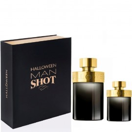 JESUS DEL POZO HALLOWEEN SHOT MAN EDT vap 125 ml LOTE 2 pz