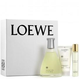 LOEWE AGUA DE LOEWE EDT vap 100 ml LOTE 3 pz