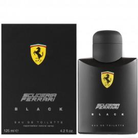 FERRARI SCUDERIA FERRARI BLACK EDT vap 125 ml