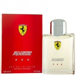 FERRARI SCUDERIA FERRARI RED EDT vap 125 ml