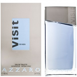 AZZARO VISIT FOR MEN EDT vap 100 ml