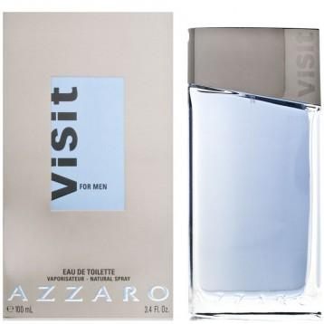 AZZARO VISIT FOR MEN EDT vap 100 ml