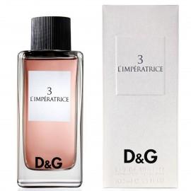 DOLCE & GABBANA 3 L IMPERATRICE EDT vap 100 ml