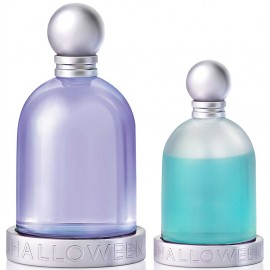 JESÚS DEL POZO HALLOWEEN EDT vap 100 ml + BLUE DROP EDT vap 30 ml