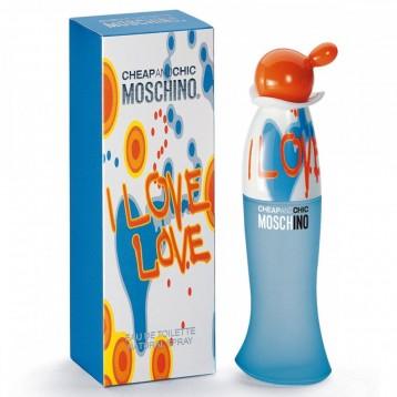 MOSCHINO I LOVE LOVE EDT vap 100 ml