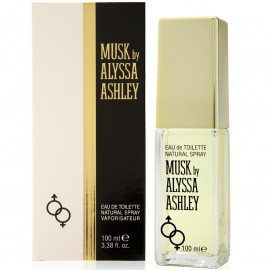 ALYSSA ASHLEY MUSK EDT vap 100 ml