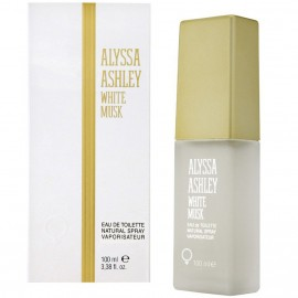 ALYSSA ASHLEY WHITE MUSK EDT vap 100 ml