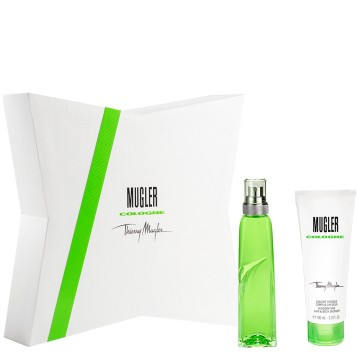 THIERRY MUGLER COLOGNE EDT vap 100 ml LOTE 2 pz