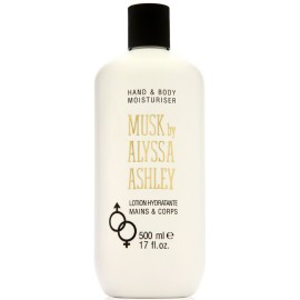 ALYSSA ASHLEY MUSK LOTION HYDRATANTE 500 ml