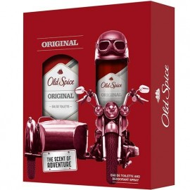 OLD SPICE EDT vap 100 ml LOTE 2 pz