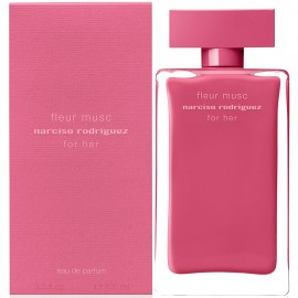 NARCISO RODRIGUEZ FOR HER FLEUR MUSC EDP vap 100 ml
