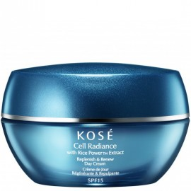 KOSE RICE POWER EXTRACT REPLENISH & RENEW DAY CREAM SPF15 40 ml
