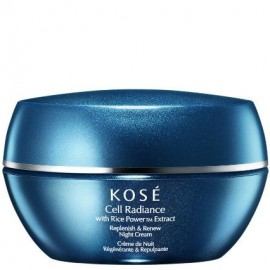 KOSE RICE POWER EXTRACT REPLENISH & RENEW NIGHT CREAM 40 ml