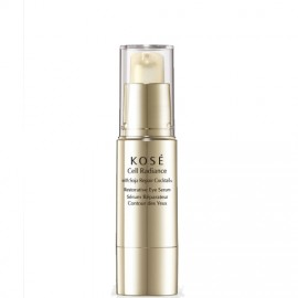 KOSE SOJA REPAIR COCKTAIL RESTORATIVE EYE SERUM 15  ml