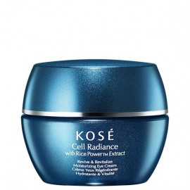 KOSE RICE POWER EXTRACT REVIVE & REVITALICE MOISTURIZING EYE CREAM 15 ml