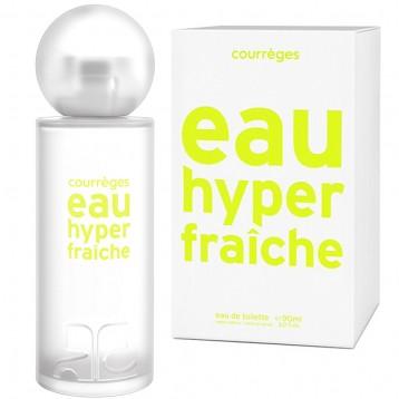 COURREGES EAU HYPER FRAICHE EDT vap 90 ml