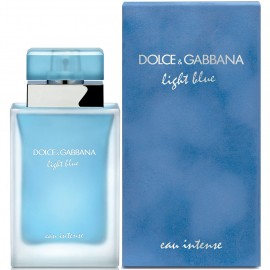 DOLCE & GABBANA LIGHT BLUE EAU INTENSE EDP vap 100 ml