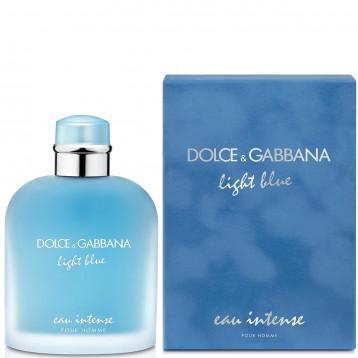 DOLCE & GABBANA LIGHT BLUE EAU INTENSE HOMME EDP vap 50 ml